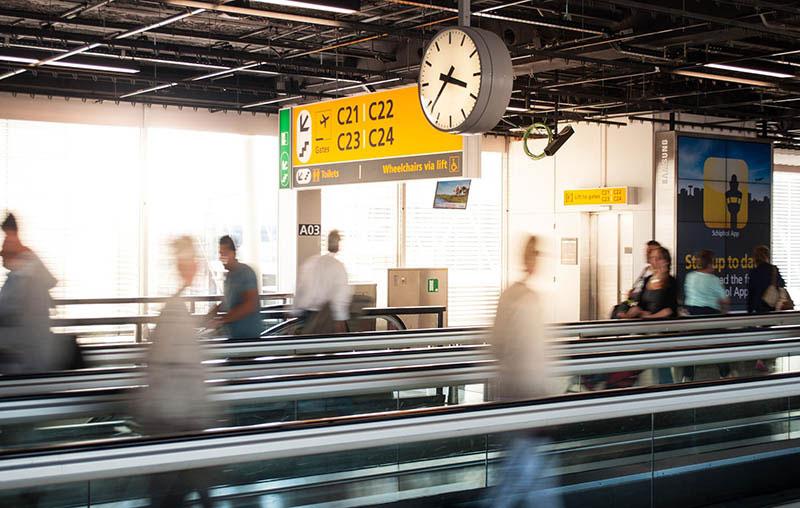 Flughafen-Flüssigkeiten