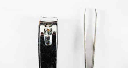 Nagelschere, -Knipser und Pinzette im Handgepäck: Was darf mit?