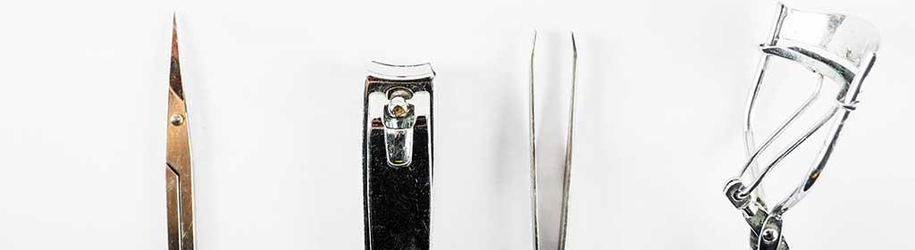 Nagelschere Pinzette und Co im Handgepäck