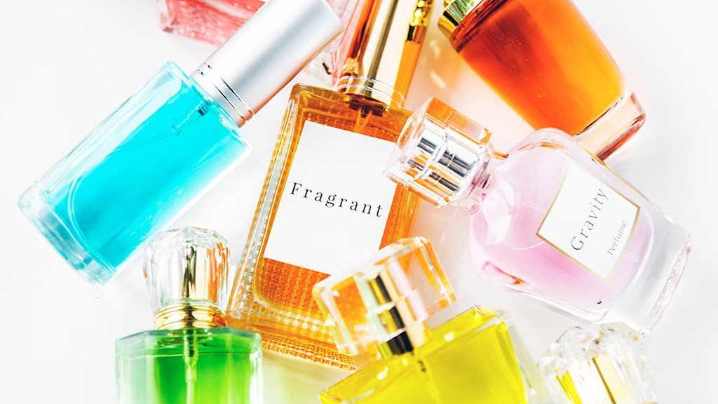 Parfüm im Handgepäck