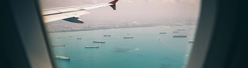 Fotografieren & Filmen im Flugzeug | Regeln und Tipps
