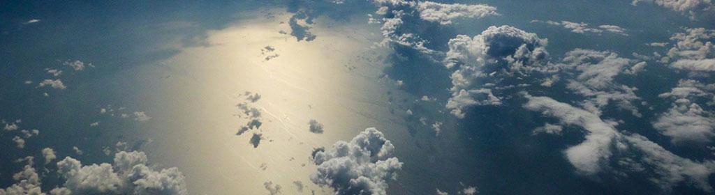 Atlantik Wolken