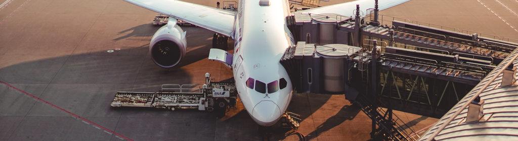 Flug mit Umsteigen