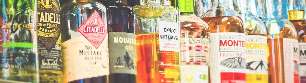 Alkohol im Flugzeug und Handgepäck | Die 110-90-10 Regel