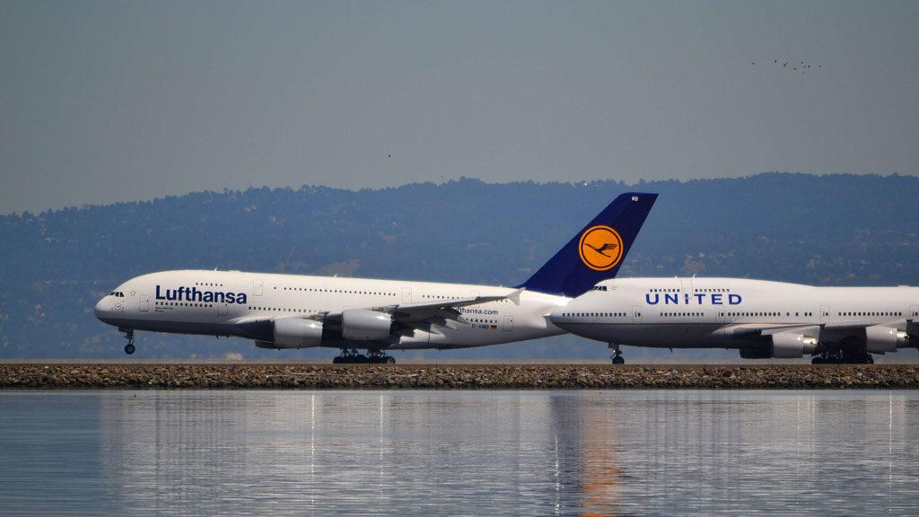 Airbus A380 Boeing 747 Vergleich