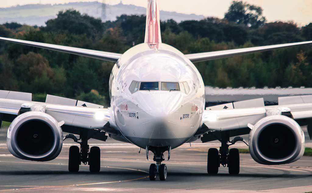 Boeing 737 Turkish Airlines