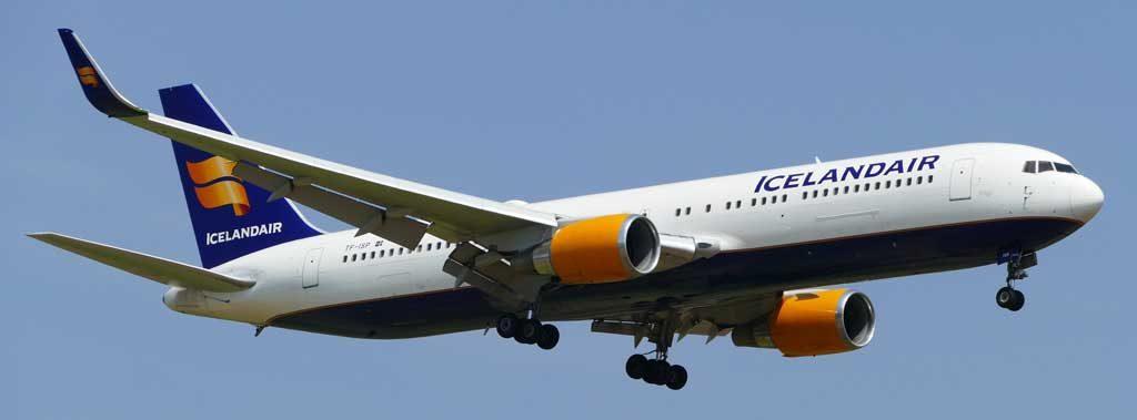 Boeing 767 Icelandair