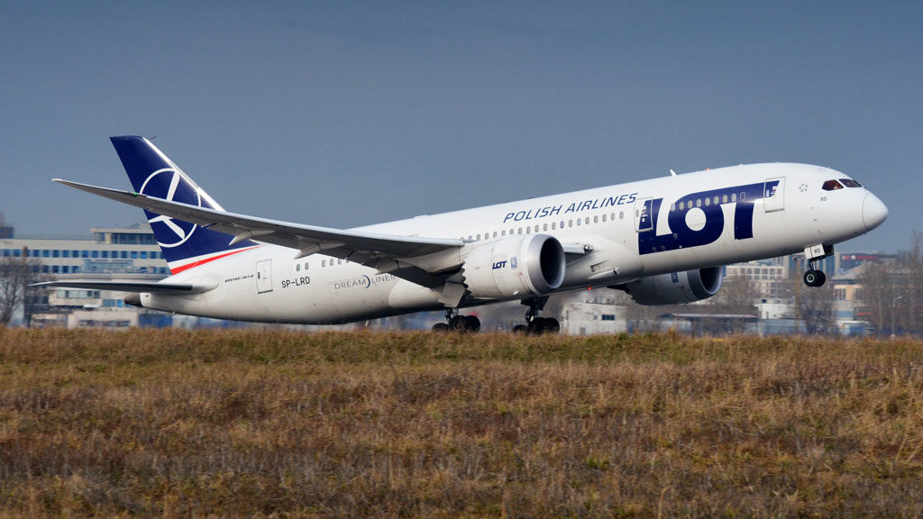 Boeing 787-8 Dreamliner | LOT