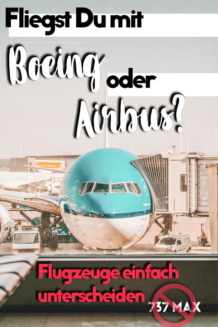 Boeing oder Airbus