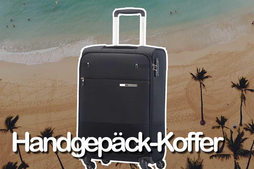 Handgepäck-Koffer Must-have