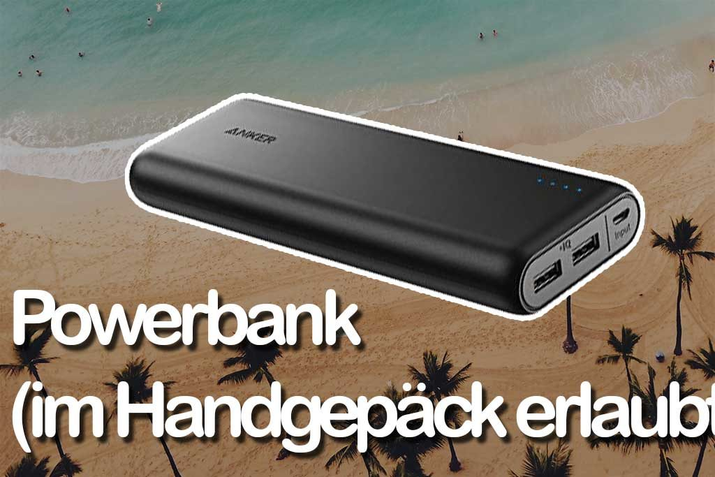 Powerbank Must-have