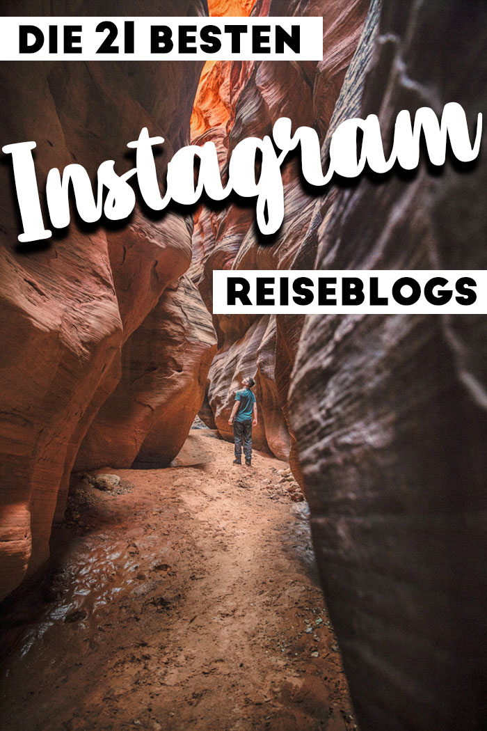 Die besten Instagram Reiseblogs