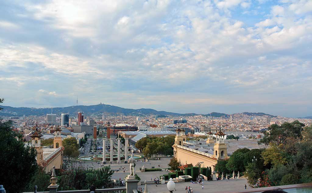 Barcelona | Plaça de les Cascades