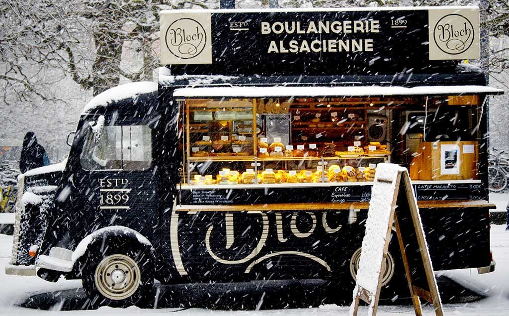 Boulangerie Alsacienne in Paris