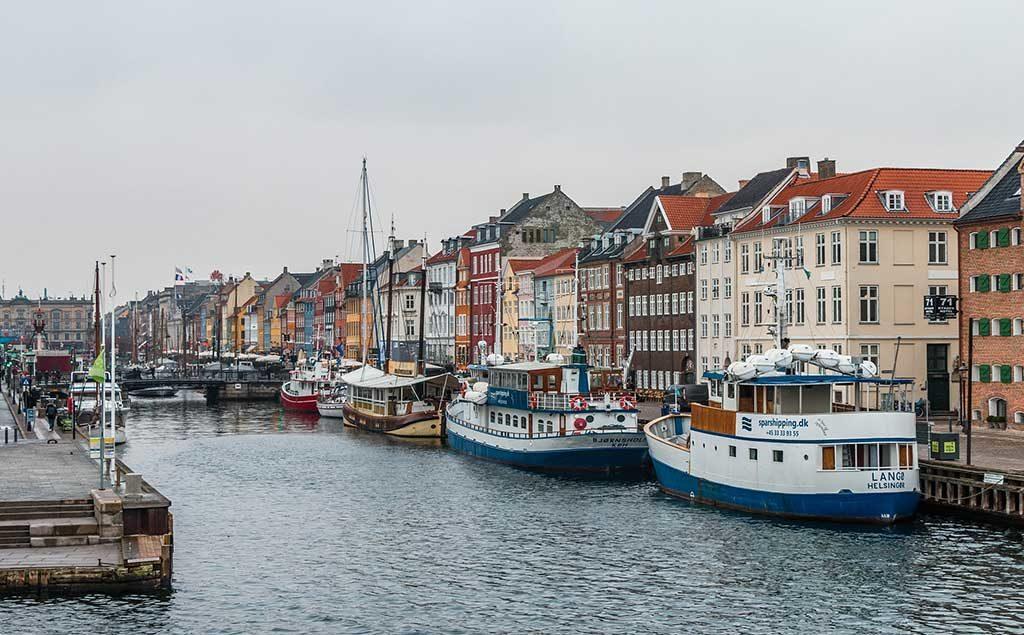 Kopenhagen | Nyhavn