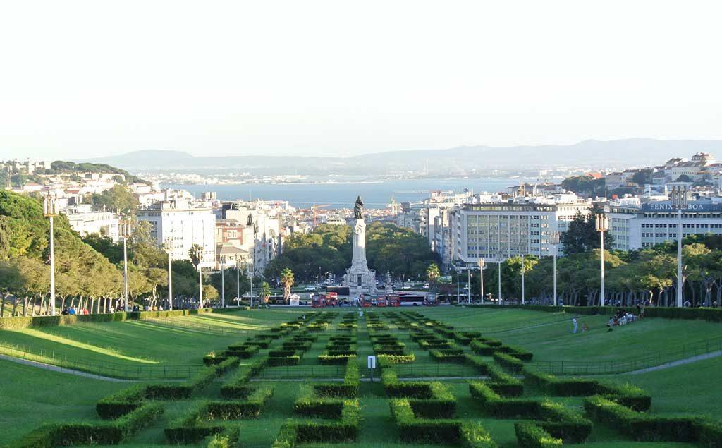 Lissabon | Parque Eduardo VII