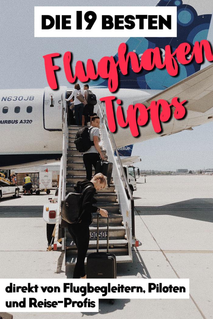 top Flughafen Tipps Tricks