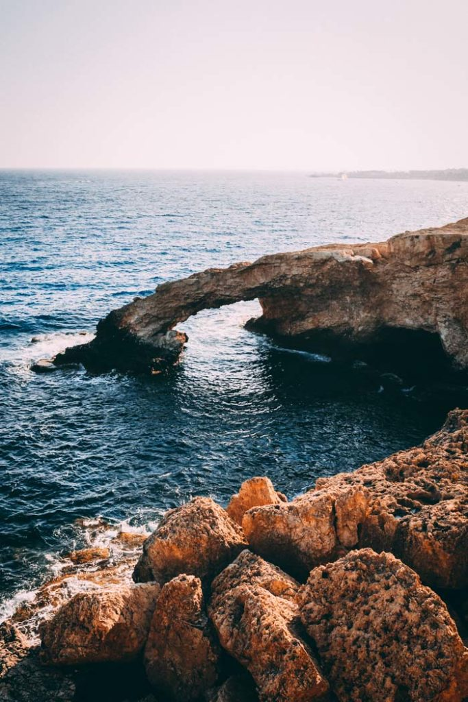 Ayia Napa Love Bridge