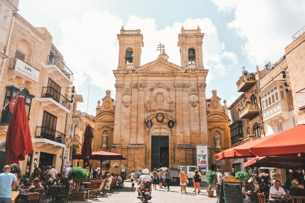 Gozo Basilika San Ġorġ