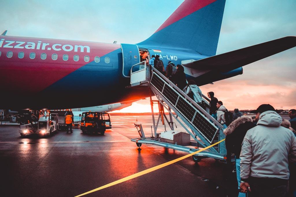 Flug mit Umsteigen: Der Guide